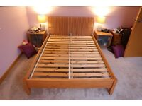 LARGE DOUBLE BED FOR SALE