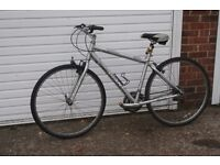 "Giant Cypress 25"" wheel 18 speed bike"