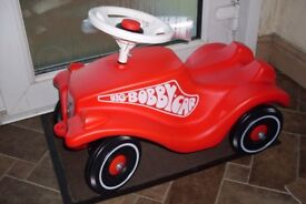 Big Bobby Car (Red) by Smoby - Brand New - Ready Built