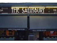 Kitchen Porter Needed Queens Park Salusbury Foodstore Pizzeria Cafe