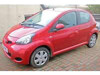 Toyota Aygo 1.0 Ice 5Dr. Really good condition
