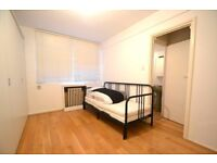 Hot water and Heating included! Great value studio flat in Shepherd's Bush W12