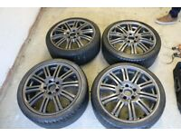 "BMW M3 19"" Alloy Wheels 5x120 stud"