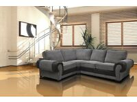 SALE PRICE:Large Tango cord sofa's, available as a 3+2 set or corner suite: UK DELIVERY AVAILABLE