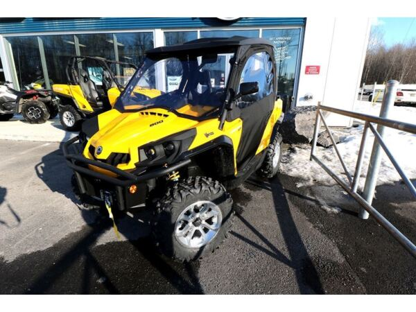Used 2017 Can-Am COMMANDER 800R XT