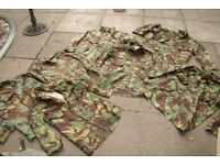 Vintage - SAS Jungle Selection DPM Shirt - Ideal for Bushcraft (medium or large)