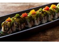 Head Sushi Chef - Victoria Location - £very competitive