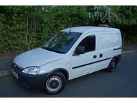 2007 VAUXHALL COMBO 1.3 CDTI DIESEL, 83,000 MILES, 1 OWNER FROM NEW, wide load, recovery mechanic