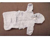 Unisex Baby Snowsuit/Jacket 0-3/68cm