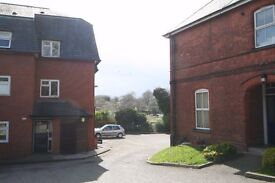 lovely spacious 3 bed apartment Wrexham town centre