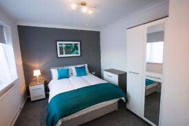 3 Fully Furnished double bedrooms remaining!