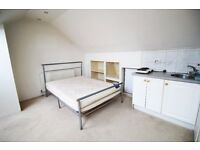 *STUDIO FLAT* *DSS WELCOME* *ALL BILLS INCLUDED* *DOUBLE GLAZED* *DOLLIS HILL*