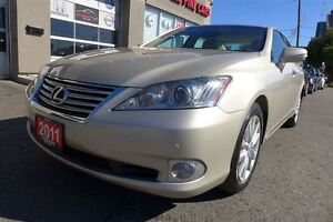 2011 Lexus ES 350 Elite Edition, Navigation, Wood Steering