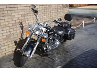Harley Davidson Heritage Softail Classic 1450cc