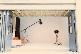 Photography Photo Studio for hire / rent in Hackney East London from only £150