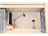 Photography Photo Studio for hire / rent in Hackney East London from only £125