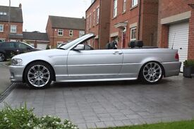 BMW E46 M SPORT PRICE DROP!!! FULL YEARS MOT AND SERVICE HISTORY