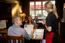Full and Part Time Bartender/ Waiter - Up to £7.20 per hour - Old Star - Wormley, Hertfordshire