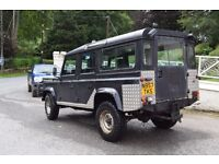 Land Rover Defender 110 County MOT'd Till next May