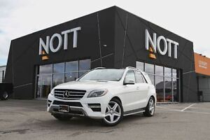 2014 Mercedes-Benz M-Class ML350 BlueTEC 4MATIC DIESEL, Panorami