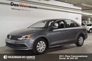 2015 Volkswagen Jetta 2.0L Trendline+,BACK-UP CAM, BLUETOOTH, A/