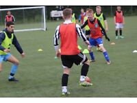 Football Player Trials