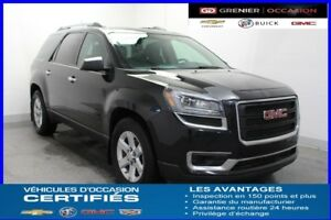 2015 GMC ACADIA 4WD SLE *8 PASSAGERS CAM.REC ÉCR.TACT*