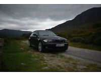 BMW 130i LE in Midnight Blue