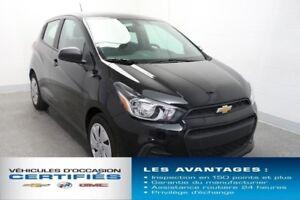 2017 Chevrolet Spark LS *AIR CLIM CAM.REC ÉCR.TACT*
