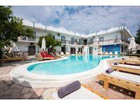 Holiday to Corfu 6th-13th May £300