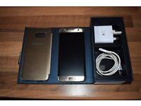Samsung galaxy S7 edge 32GB in Gold (02)