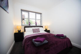 5 minutes walk to Xscape, DOUBLE ROOM with New paint, New Kitchen, New Furnitures, Weekly cleaner