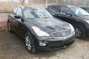 2012 Infiniti EX35 AWD, LEATHER, SUNROOF