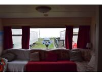 Cheap Static Caravan For Sale in Hornsea - 3 bed. Site fees Paid until April 2017,