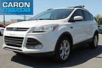 2013 FORD ESCAPE AWD SE A/C,TOIT PANO, MAGS, NAVIGATION