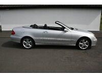 Mercedes CLK Cabrio for sale