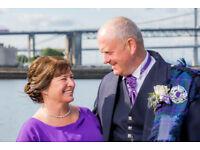 Wedding photographer from £295. Photography across Fife, Edinburgh, Glasgow and Central Scotland