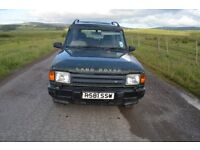 Landrover Discovery 1 300 tdi
