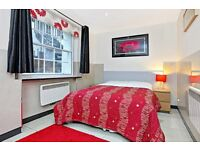 VERY LARGE STUDIO FLAT IN BAKER STREET *** GREAT LOCATION *** CALL NOW !!!!