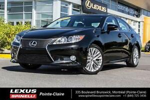 2013 Lexus ES 350 NAVIGATION PKG / CAMERA /CUIR VERY CLEAN, Insp