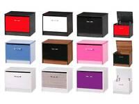 Ottoman & Storage Boxes
