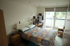 Two, double bed rooms in easygoing SE10 flatshare