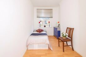 Single Room Available to let NOW with free internet, free cleaning service and bills included
