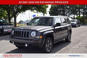 2015 Jeep Patriot High Altitude, AWD, LEATHER, SUNROOF