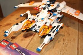 LEGO 7644, 7648 and 7690 Mars Mission sets