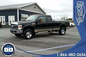 2008 Ford Super Duty F-350 SRW XLT 173823 KM 6 PASSAGERS