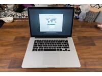 """MacBook Pro 15"""" Mid-2014 - top spec"""