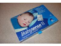 Babysense II Infant Respiratory Monitor