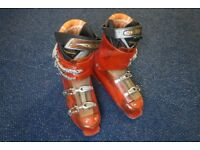 Head Superheat 3 Ski Boots Orange Size