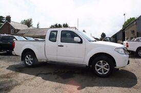 Nissan Navara Acenta King Cab ***Only 14000 miles***